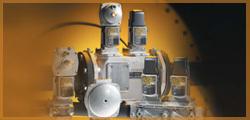 Gas Valve Actuators