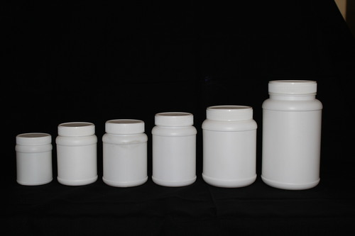Wide mouth Containers