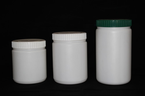 Wide mouth Containers for powder