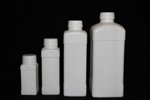 Square liquid container