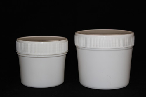 Wide mouth taper type Hdpe Container