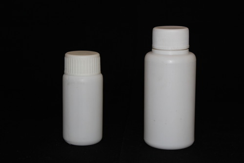 Narrow mouth small bottle