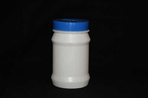 Wide mouth  container for powder