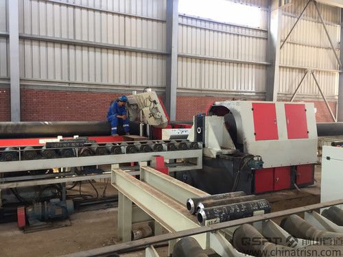 Numerical Control Pipe Beveling Machine