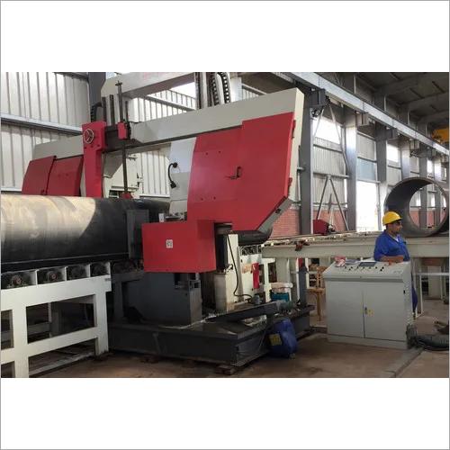 Pipe Fabrication Beveling Equipment