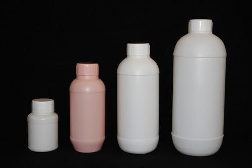 narrow mouth Cylindrical bottles for liquids