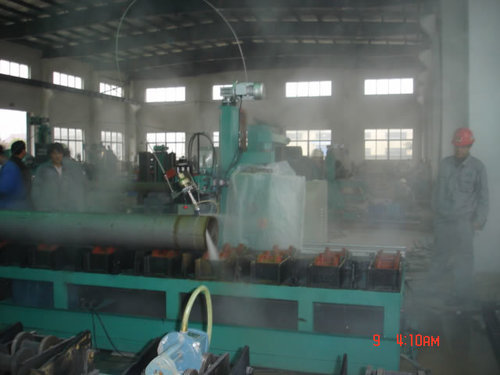 Pipe Fabrication Cutting Equipment