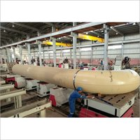 Pipe Fast Fitting Up Machine