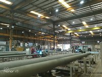 Pipe Fabrication Line