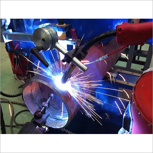 Pipe Fabrication Welding Equipment