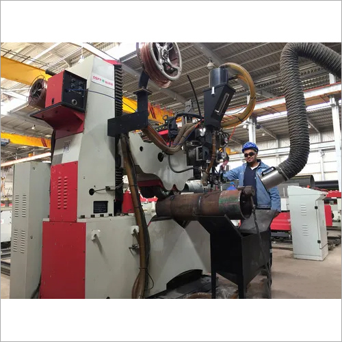 Pipe Fabrication Welding Equipment