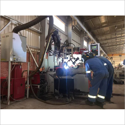 Automatic Pipeline Welding System