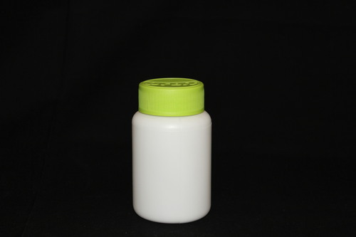 100ml Wide mouth round bottle