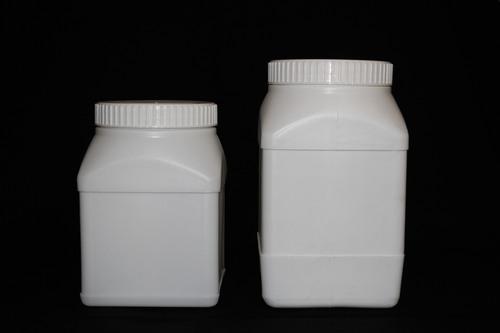Large jars for powder