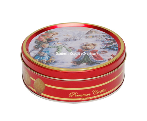 Cookies Tin Box