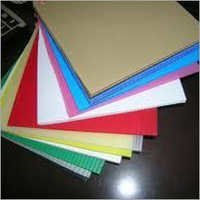Industrial PP Hollow Sheets