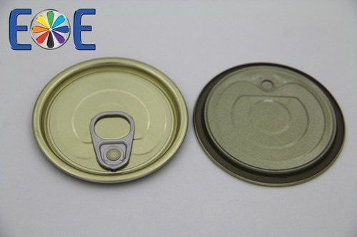 Bangladesh 211 tinplate luncheon meat  can easy open lid maker