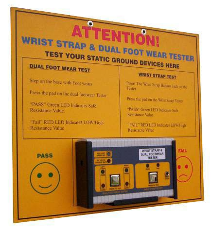 ESD Industrial Testers