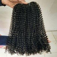 Steam Deep Curly Hair,single Donor Temple Hair