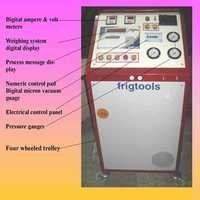 Fully Automatic Refrigerant Charging Machine