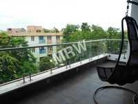 Balcony Glass Railings