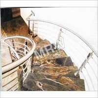 Architectural Steel Railing