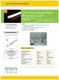 LED T8 Tube Standard Series