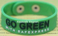 Button Wristband