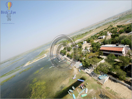 Helicopter View Photography