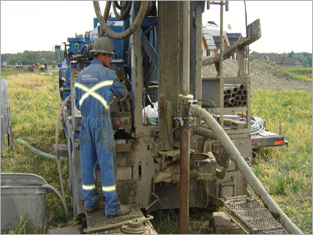 Geothermal Drilling Service