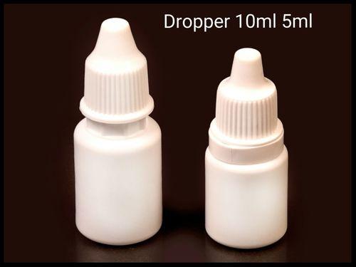 HDPE plastic Dropper Bottle