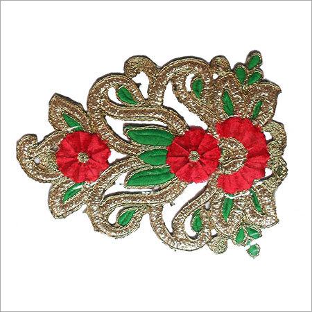 Embroidery Butta