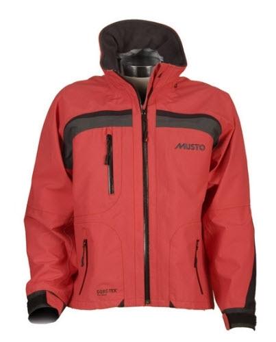 Square hood jacket