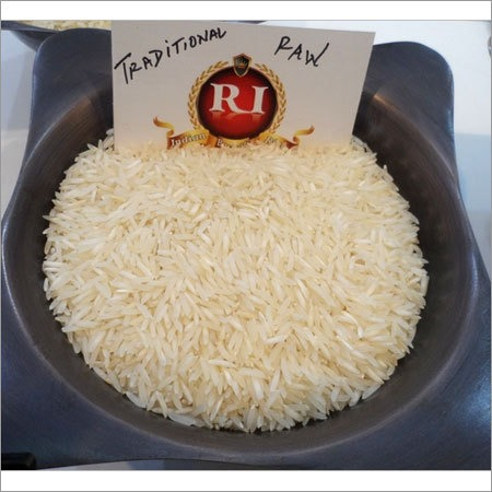 Traditional Raw Basmati Rice