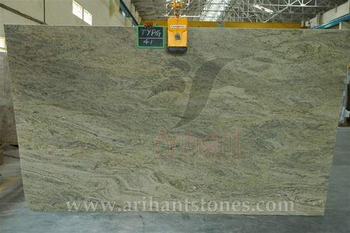 Typhoon Green Granite
