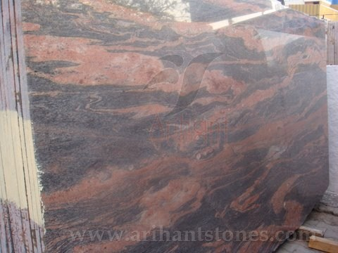 Madurai Red Granite
