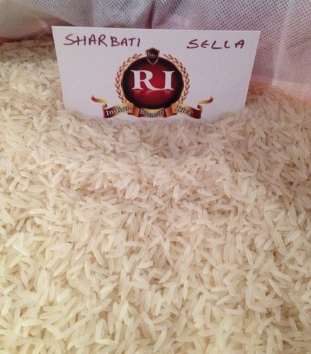 Sharbati White Rice