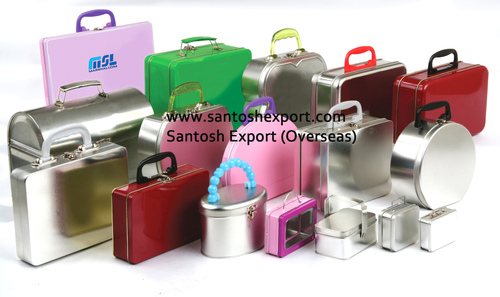 Tin Packaging Boxes