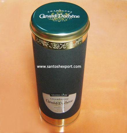 Liquor Tin Packaging