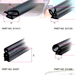 Door Rubber Profiles