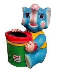 Elephant Dustbin