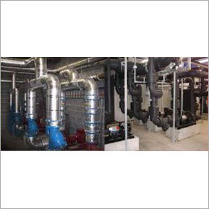 Industrial Cold Hot Insulation