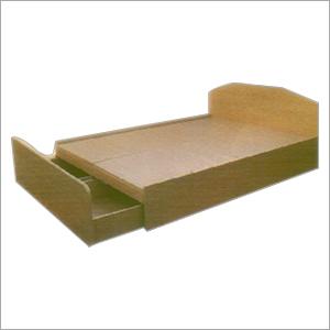 Wooden Cupboard Bed