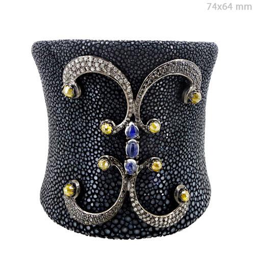 Stingray Cuff Bracelet Bangle Jewelry