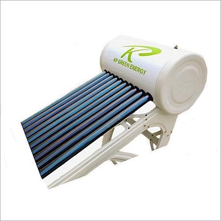 Solar Powered Water Heater