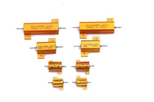 Aluminium Encased Wire Wound Resistor