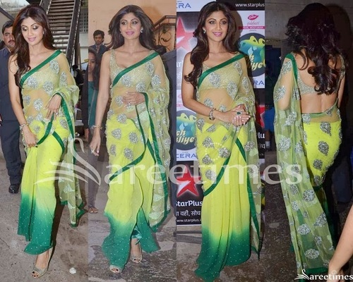 Shilpa Bollywood Replica Saree
