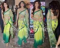 Shilpa Bollywood Replica Saree