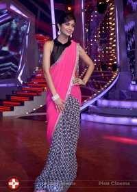 Shilpa Shetty Bollywood Replica Saree