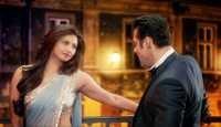 Daisy Shah Bollywood Replica Saree
